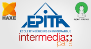 Conference @ Epita (Paris, France)